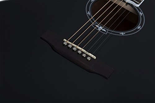 Consumers First Musical Instruments & Gear Schecter Signature Synyster Gates Syn J Acoustic Electric Guitar In Gloss Bla..