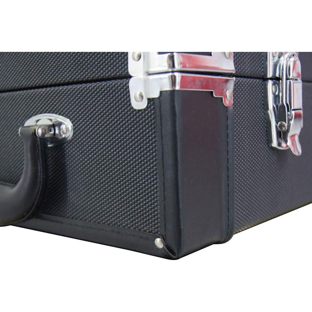 Kala Acoustic U-Bass Rectangular Hard Case Tweed with Plush Interior
